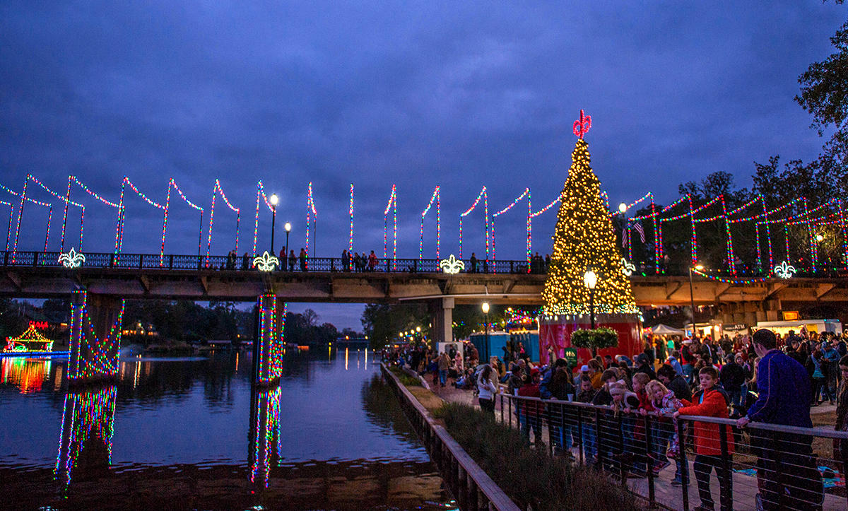Christmas Lights In Natchitoches 2021 Natchitoches Christmas Festival Of Lights Guide