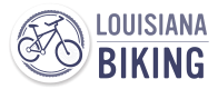 Louisiana Biking Logo