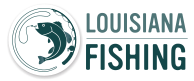 Louisiana Fishing Logo