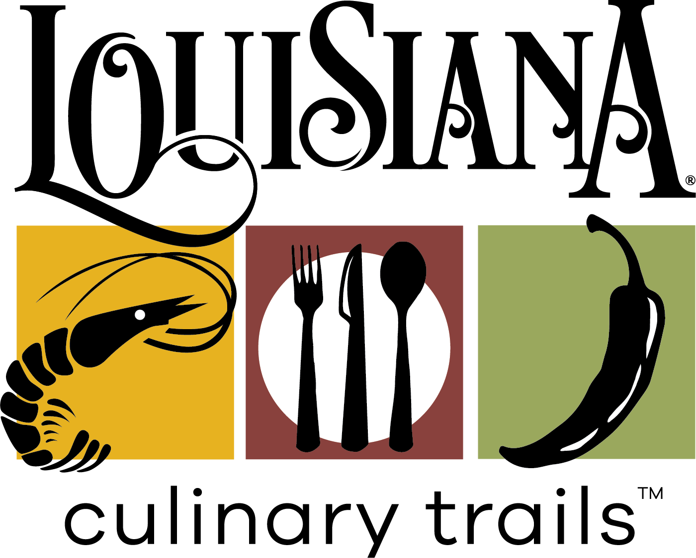 Louisiana Culinary Trails Logo