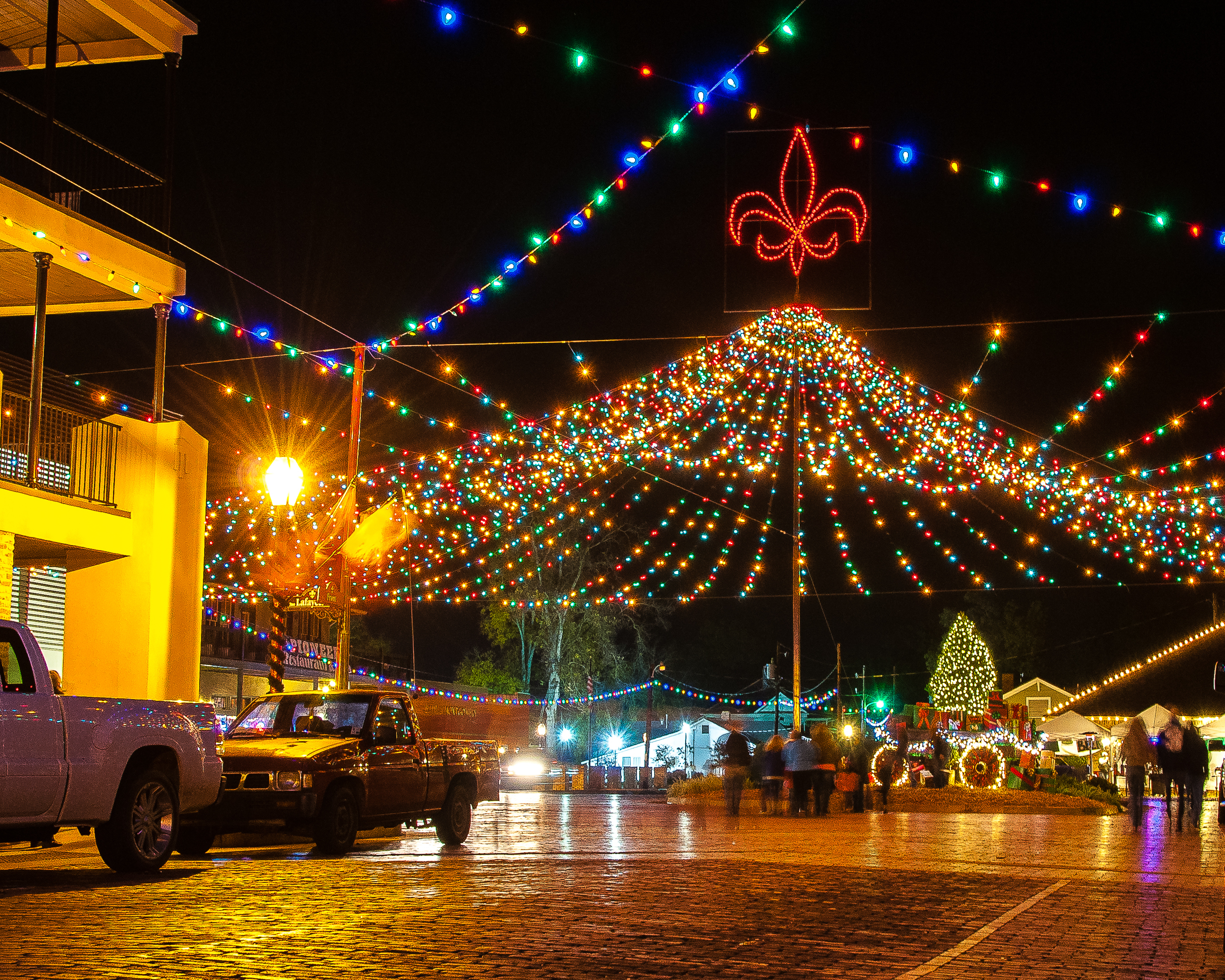 Christmas Lights In Louisiana 2020 94th Annual Natchitoches Christmas Festival | Louisiana Travel
