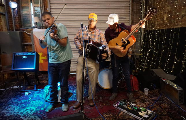 Local Musicians Preforming in Lake Charles Louisiana