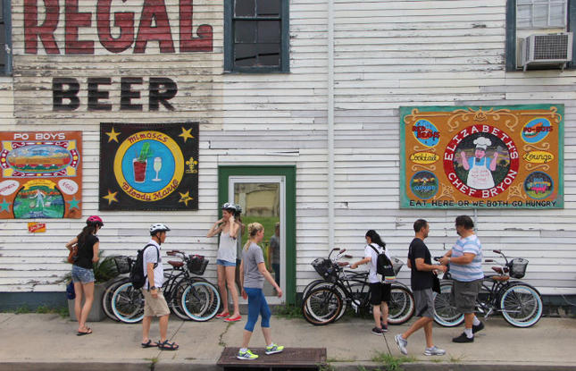 Confederacy of Cruisers Bike Culinary Tours in New Orleans