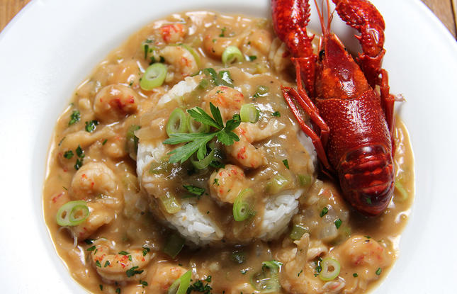 Crawfish Etouffee Recipe Louisiana Travel