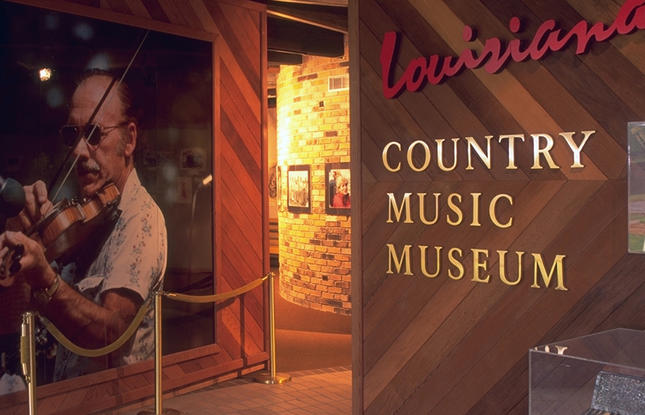 Visit Rebel State Historic Site and Louisiana's Country Music Museum