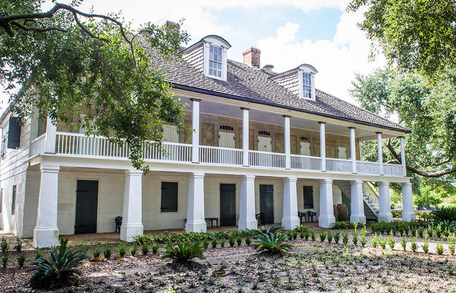 Whitney Plantation on the African American Heritage Trail in Louisiana
