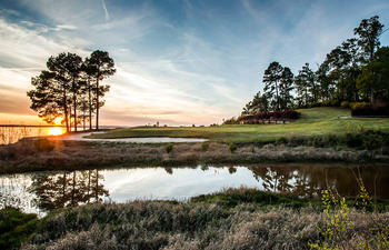 Cypress Bend Resort Golf Course in Louisiana