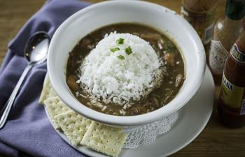 Gumbo at Mikes in Jennings.jpg