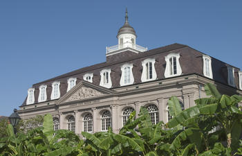 The Cabildo, French Quarter New Orleans