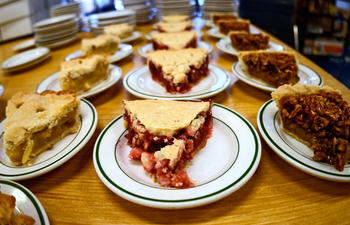 Different Flavors of Pie