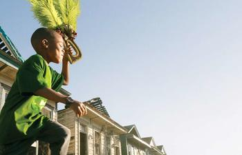 Treme TV series by HBO