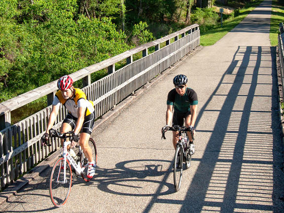 Biking Trails & Routes
