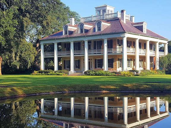 Historic Homes in Louisiana