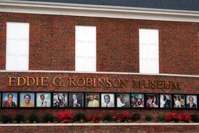 Eddie G. Robinson Museum Photo