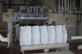 Frogmore computerized cotton gin bale