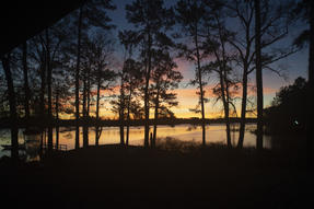 Breathtaking views of Toledo Bend Lake
