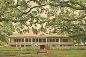 Laura Plantation : Maison Principale, circa 1805 Photo
