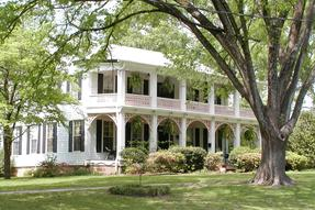 Over 70 historic properties in the Historic Residentail District in Minden.
