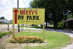 Betty's RV Park Photo