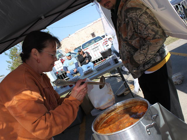 16th Annual Gumbo Cook-Off Photo