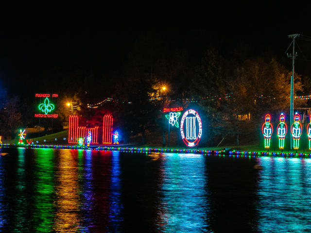 94th Annual Natchitoches Christmas Festival | Louisiana Travel