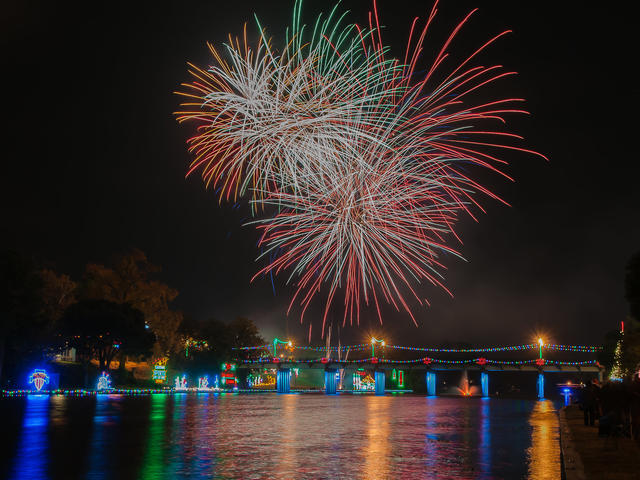 Natchitoches Christmas Lights 2020 94th Annual Natchitoches Christmas Festival | Louisiana Travel