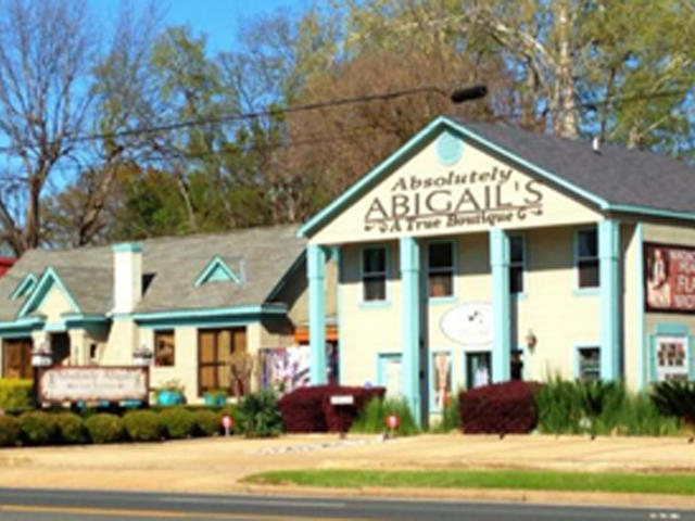 Absolutely Abigail's is great place to shop when the ordinary won't do. Photo