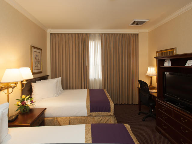 All accommodations feature work stations and complimentary wireless internet