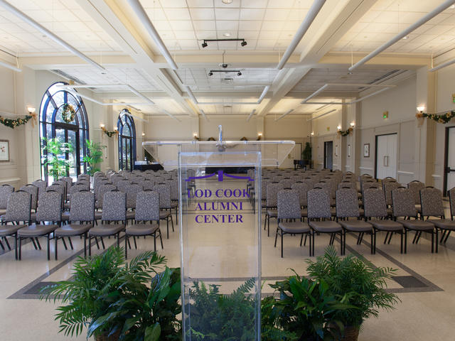 The hotel and conference center is Baton Rouge's preferred event locale
