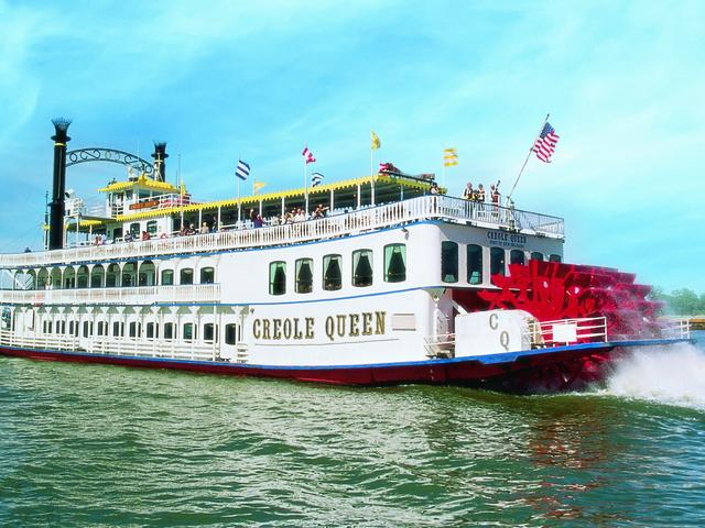 Creole Queen Paddlewheeler Photo