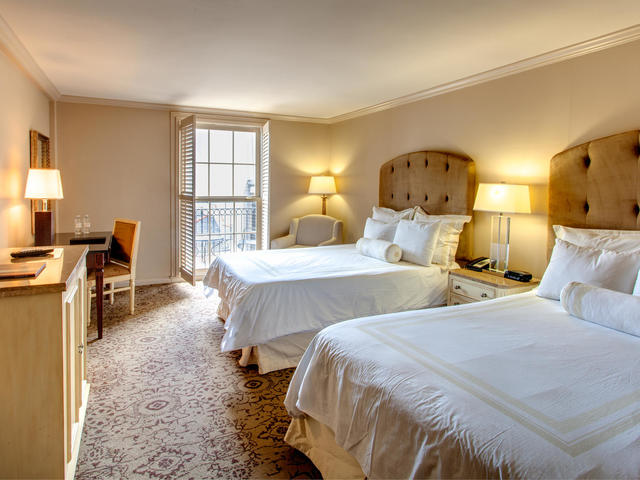 Dauphine Orleans Hotel - Double Guest Room with Balcony