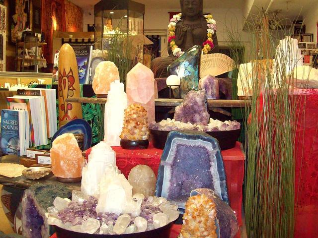 Sanctuary of Gems, Minerals & Magic Photo