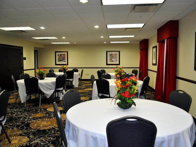 Meeting Room at the Evangeline Downs Hotel - Opelousas
