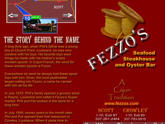 Fezzo's Seafood Steakhouse & Oyster Bar Photo 2