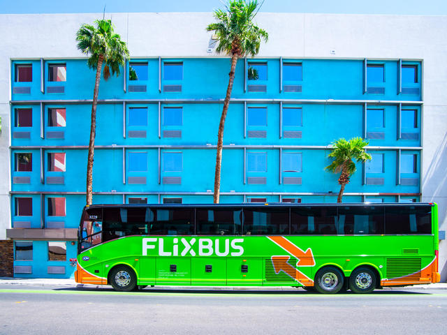 Discover the New Way to Travel with FlixBus! Photo