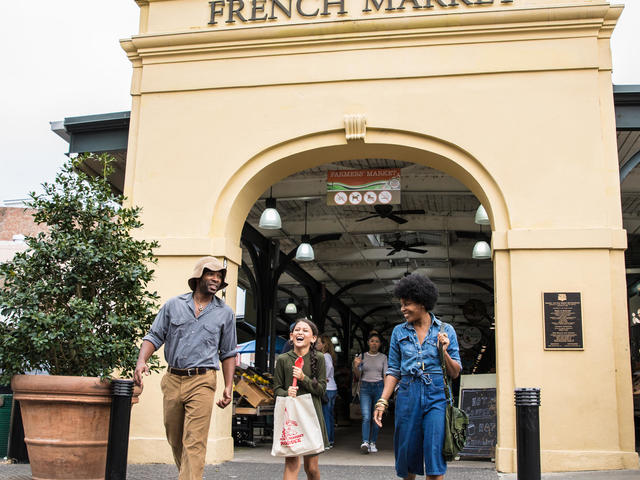 The French Market Photo