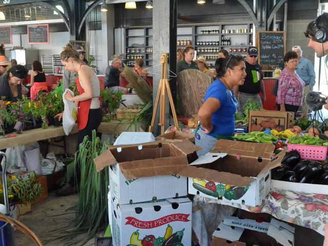 French Market Farmers Market Photo 2
