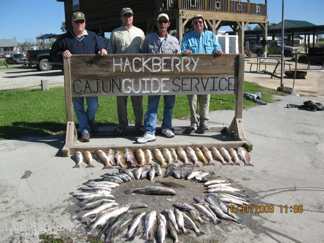 Hackberry Cajun Guide Photo