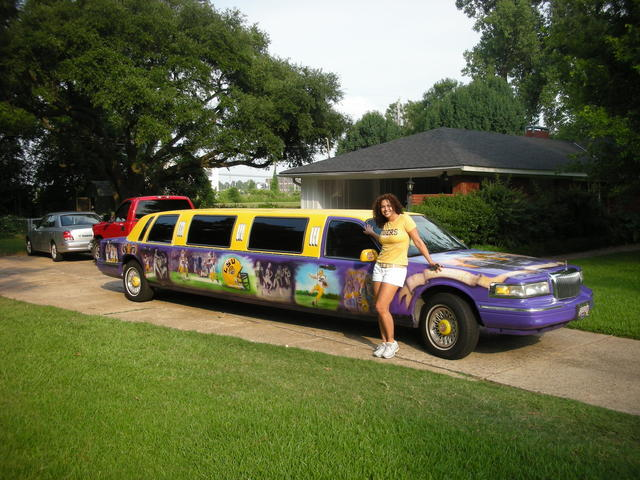 LSU  Limo Coming Soon