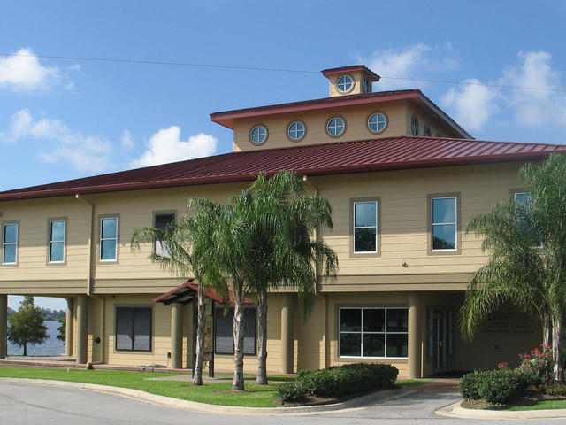 Lake Charles/Southwest Louisiana Convention & Visitors Bureau's welcome center.