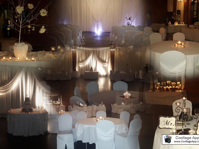 Our Beautiful Ballroom with Separate Ceremony Room