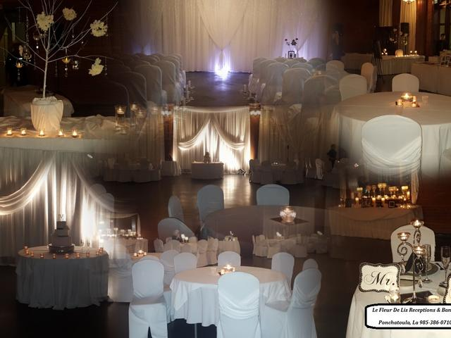Our Beautiful Ballroom with Seperate Ceremony room