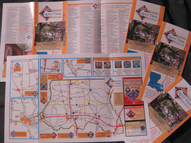 Maps available at every State Welcome Center. Photo 3