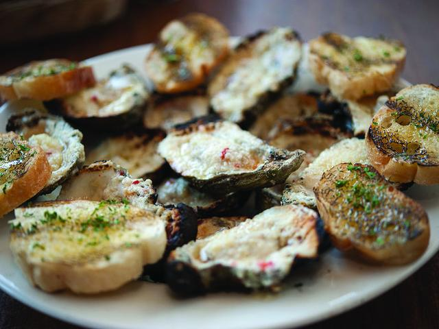 Charbroiled Oysters Photo 3