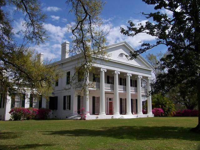 Madewood Plantation Mansion Photo
