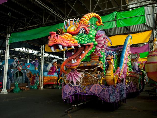 Experience Mardi Gras is a way that no one else can!