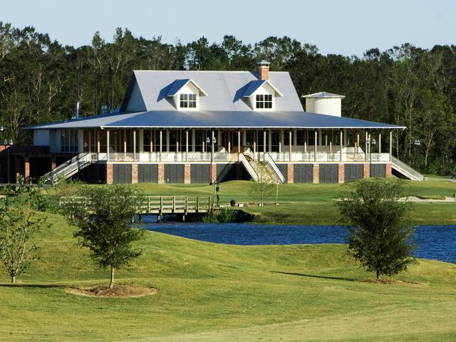 The Atchafalaya Clubhouse - open to the public!