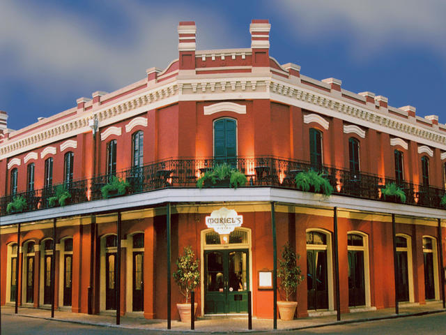 Muriel's Jackson Square is located in the heart of the French Quarter.  Private dining allows access to the only public balcony overlooking historic Jackson Square Photo 2