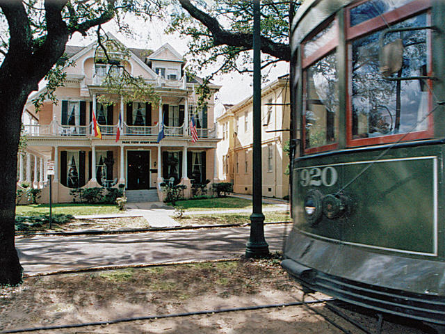 park view historic hotel and guest house  louisiana travel