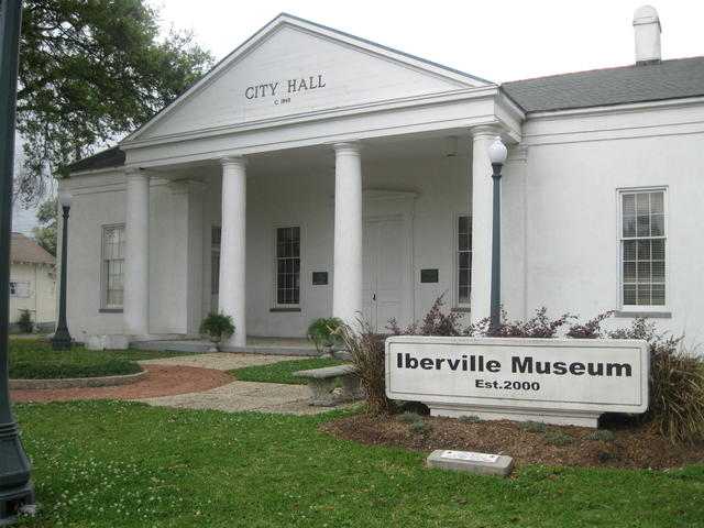 Iberville Museum (Old City Hall)